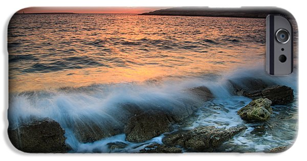 Impacting iPhone Cases - Impact iPhone Case by Davorin Mance