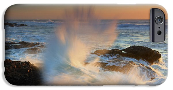 Impacting iPhone Cases - Impact Zone iPhone Case by Mike  Dawson