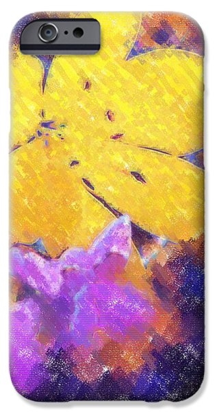 Virtual iPhone Cases - Impression II iPhone Case by Ioannis Stamatis
