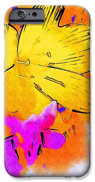 Virtual iPhone Cases - Impression iPhone Case by Ioannis Stamatis