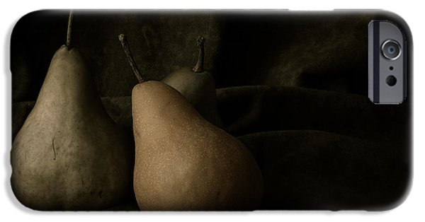 Green iPhone Cases - In Darkness iPhone Case by Amy Weiss