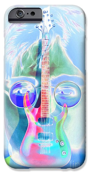 Beatles iPhone Cases - In My Life I Love You More 20150305 iPhone Case by Wingsdomain Art and Photography