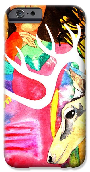 In Spirit iPhone Case by Amy Sorrell