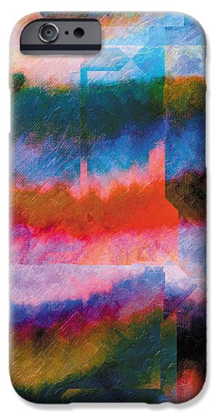 In The Land Of Forgetting 14 iPhone Case by Jeanette Charlebois