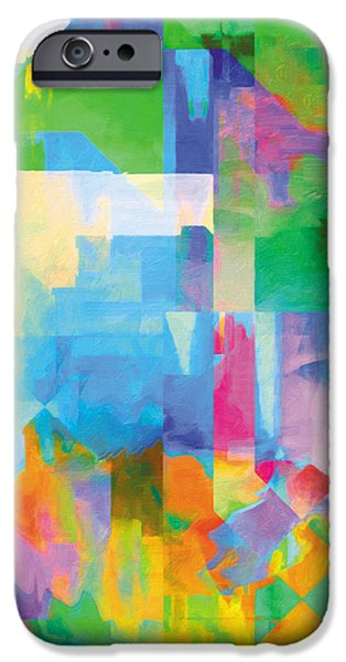 In The Land Of Forgetting 16 iPhone Case by The Art of Marsha Charlebois