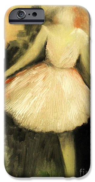 In Vogue iPhone Case by Laurie D Lundquist