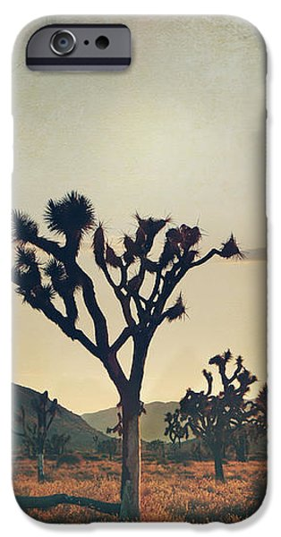 In Your Arms as the Sun Goes Down iPhone Case by Laurie Search