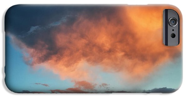 Incarnation iPhone Cases - Incarnation iPhone Case by Vasilis Miltiadis
