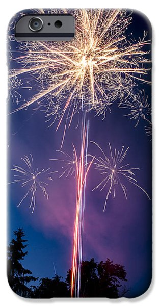 Independence Day 2014 1 iPhone Case by Alan Marlowe