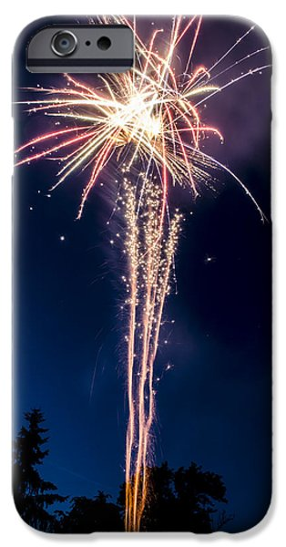 Independence Day 2014 7 iPhone Case by Alan Marlowe