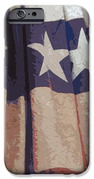 Independence Day iPhone Case by Marcia Mauskopf