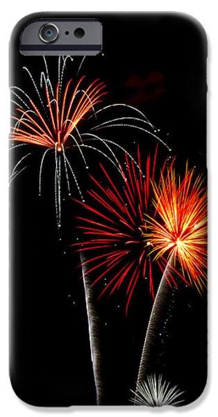 Independence Day  iPhone Case by Saija  Lehtonen