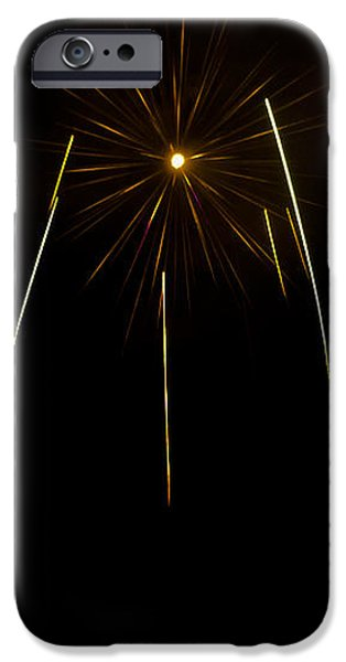 Independence Star I iPhone Case by Ben K