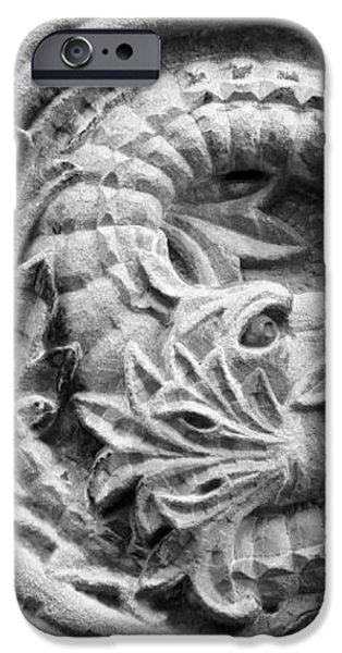Indiana University Limestone Detail iPhone Case by University Icons