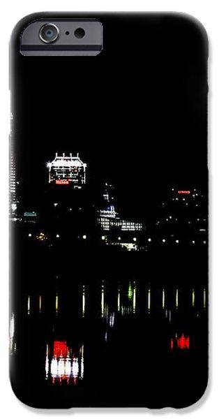 Indy Fireworks iPhone Case by Joji Ishikawa