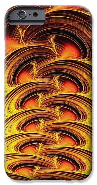 Inferno iPhone Case by Anastasiya Malakhova