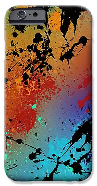 Infinite M iPhone Case by Ryan Burton