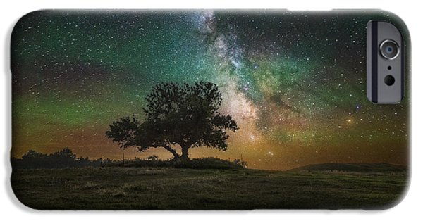 Mound iPhone Cases - Infinity iPhone Case by Aaron J Groen