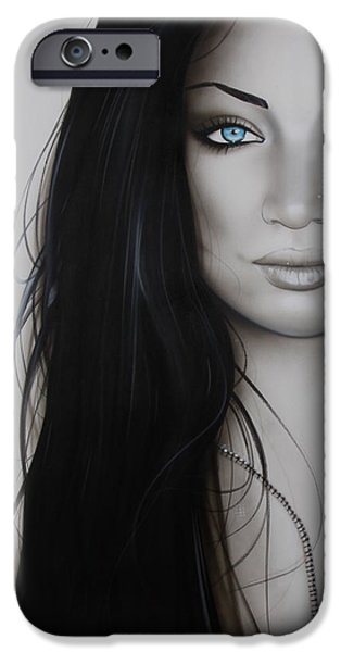 'Infinity' iPhone Case by Christian Chapman Art