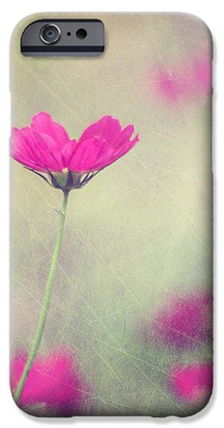 Ingrid's Garden iPhone Case by Amy Tyler