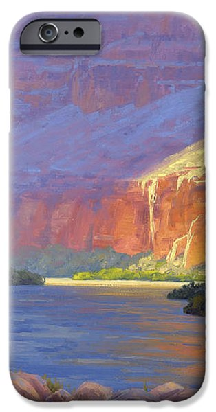 Inner Glow of the Canyon iPhone Case by Cody DeLong
