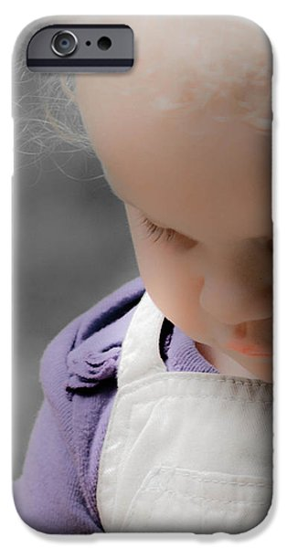 Innocence iPhone Case by Thomas Courtney