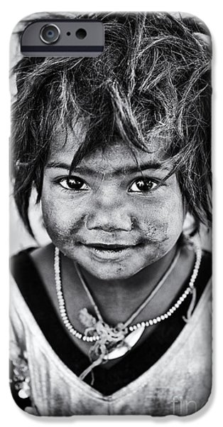 Innocence Photographs iPhone Cases - Innocence iPhone Case by Tim Gainey