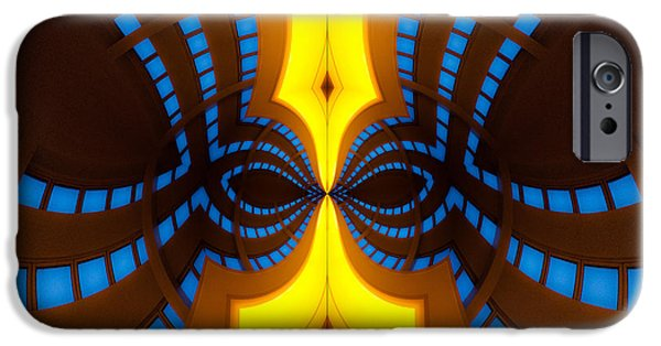 Inside-outside iPhone Cases - Inside Outside iPhone Case by Hakon Soreide