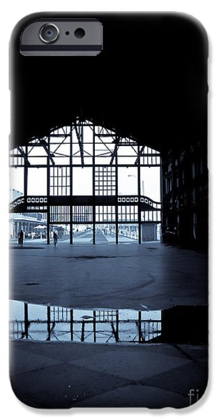 Asbury Park iPhone Cases - InsideOut iPhone Case by Colleen Kammerer