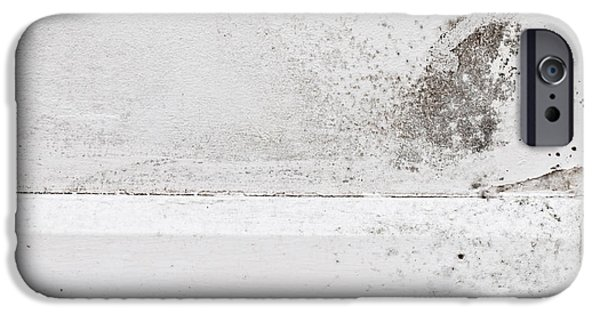 Mould iPhone Cases - Interior mildew iPhone Case by Tom Gowanlock