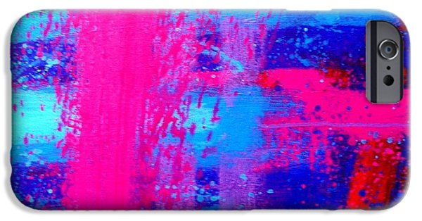 Abstract Movement iPhone Cases - Interlude iPhone Case by John  Nolan