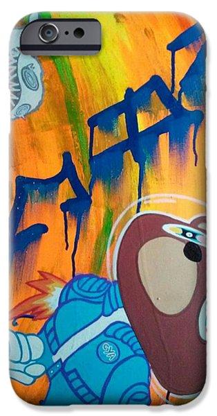 Kanye West iPhone Cases - Intersteller iPhone Case by Kevin Santos