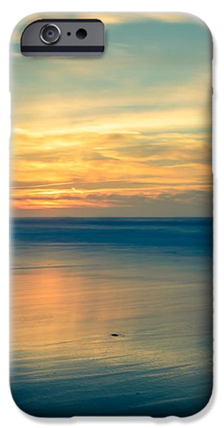 Into The Blue III iPhone Case by Marco Oliveira