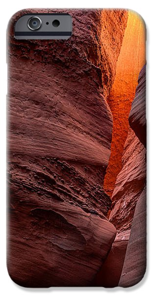 Into the Cravasse iPhone Case by Dustin  LeFevre