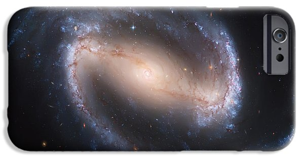 The Hatchery iPhone Cases - Into the Eye of a Spiral Galaxy iPhone Case by The  Vault - Jennifer Rondinelli Reilly