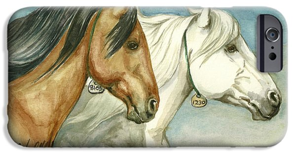 Llmartin iPhone Cases - Into The Light  iPhone Case by Linda L Martin