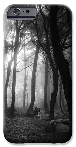 Into The Mystic iPhone Case by Marco Oliveira