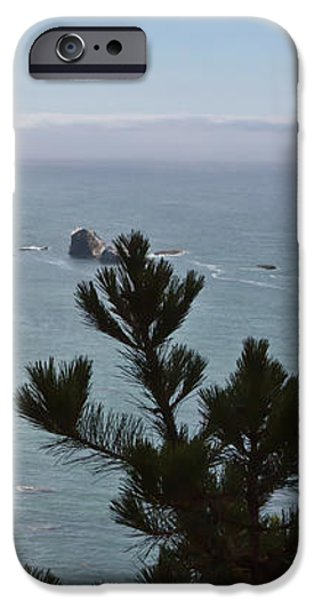 Into The Wild Blue iPhone Case by Heidi Smith
