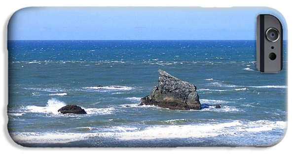 Energize iPhone Cases - Invigorating Blue Sea iPhone Case by Will Borden
