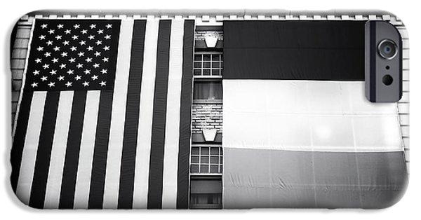 Irish Photographs iPhone Cases - Irish American iPhone Case by John Rizzuto