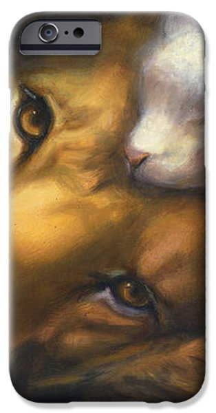 Isaiah iPhone Case by Charice Cooper