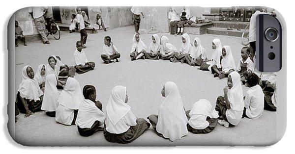 Innocence iPhone Cases - Islamic Zanzibar iPhone Case by Shaun Higson