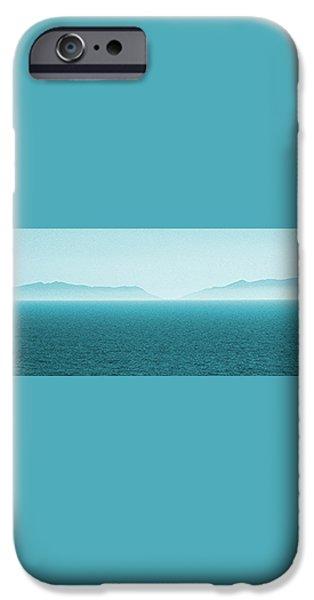 Island iPhone Case by Ben and Raisa Gertsberg