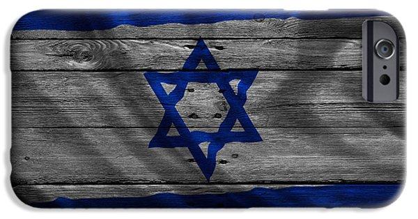 Israel iPhone Cases - Israel iPhone Case by Joe Hamilton
