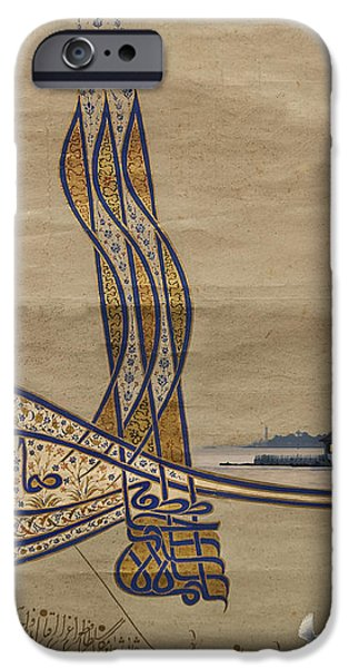 Istanbul iPhone Case by Ayhan Altun