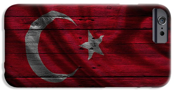 Istanbul iPhone Cases - Istanbul iPhone Case by Joe Hamilton