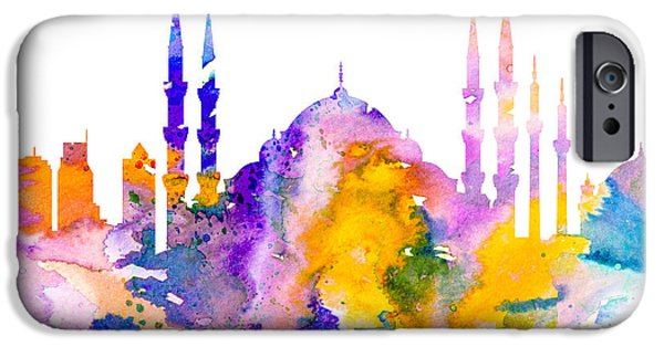 Istanbul iPhone Cases - Istanbul iPhone Case by Luke and Slavi