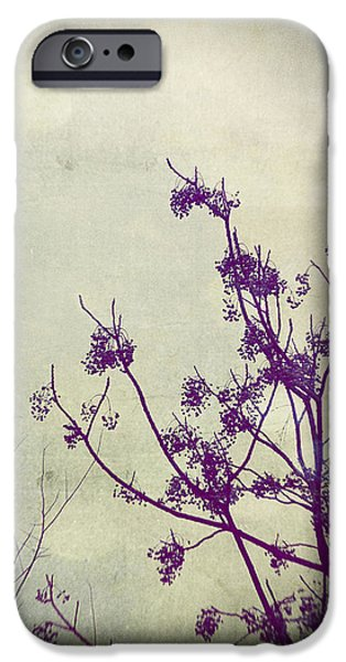 Eerie iPhone Cases - It Takes Two iPhone Case by Trish Mistric