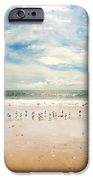 It Was a Sunny Day at the Beach from the book MY OCEAN iPhone Case by Artist and Photographer Laura Wrede