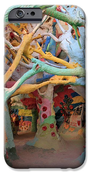 Installation Art Photographs iPhone Cases - Its a Magical World iPhone Case by Laurie Search